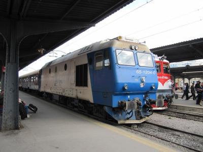 バルカン半島の旅 BULGARIA EXPRESS D382(ブルガリア & ルーマニア)編 -2012-