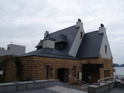 ヴェルニー記念館とヴェルニー公園