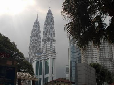 エアアジア航空にてマレーシアへ