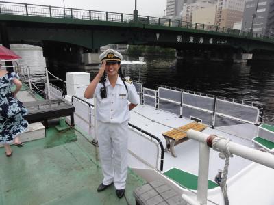 東京湾クルーズを体験