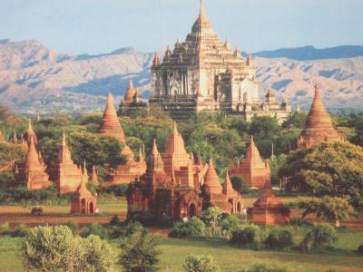 ミャンマー周遊ひとり旅
