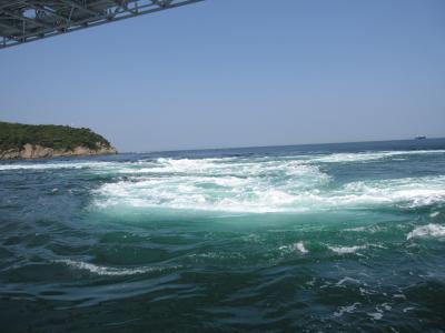 2012:GWたび・その4 鳴門の渦潮ぐるぐる 最後までうどん屋ぐるぐる