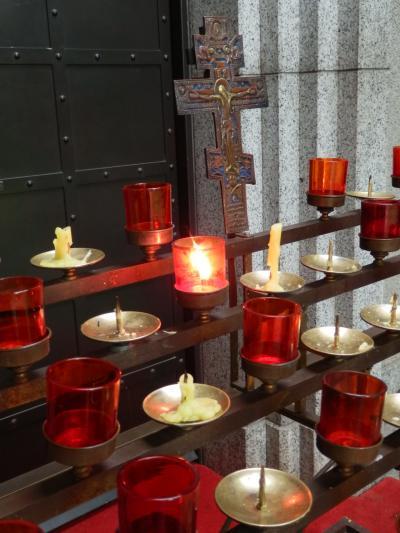 お茶ノ水界隈をプチ散歩!キリストから、日本の神様まで詣でた~!!