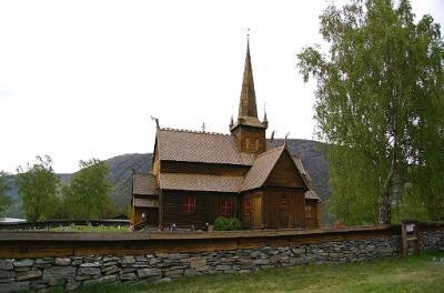 北欧の旅④ (ノルヴェー)    ミョーサ湖~ガィランゲルフィヨルド
