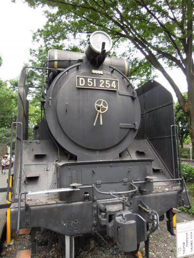 こどもを連れて電車で日帰り小旅行 (杉並児童交通公園)