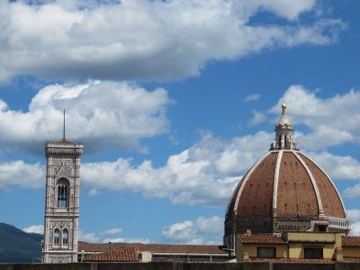 イタリア:北から南まで食べ尽くして太りました・・・フィレンツェ編