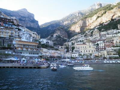 南イタリア2010旅行記 【22】アマルフィ海岸1(ポジターノ1)