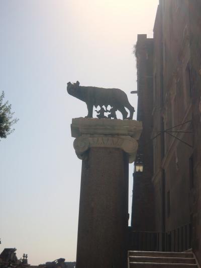 母と娘のローマの休日 (ちょっぴりフィレンツェも) 2日目 午前・ローマ観光