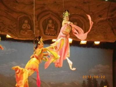 2012年端午節 6月21日、22日 敦煌旅行