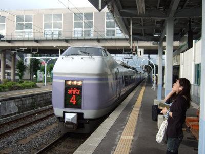 2008年 18切符の旅 その3