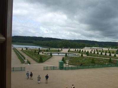 ベルサイユ宮殿にRERでGO!