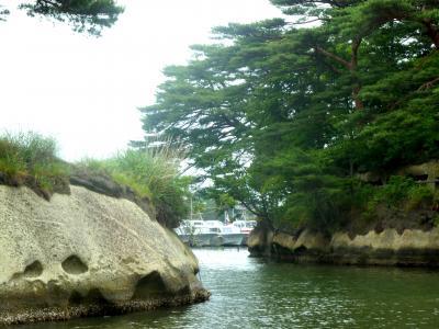 奥の細道を訪ねて第9回⑩芭蕉がこの島から見る月を切望していた雄島 in 松島
