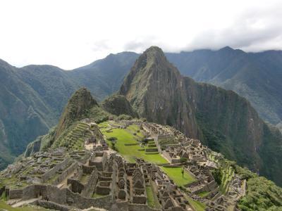 2012 GW ペルー旅行06:遂に来ました!マチュピチュ!!Part4