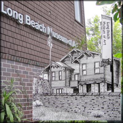 Long Beach Museum of Art   ロング ビーチ美術館