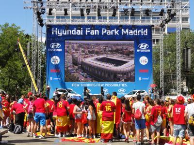 スペインを元気にしてくれるのはあなた達しかいない! EURO 2012 優勝を信じて
