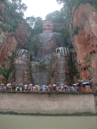 中国 四川省 楽山を訪ねる