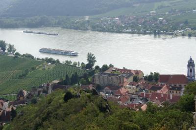 一年前から憧れ続けたデュルンシュタインへ~2011オーストリアも二度目なら その7