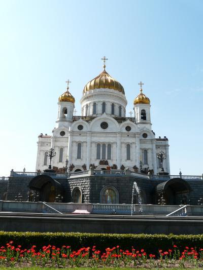 2012GW ロシア旅行記その8 ノヴォデヴィッチ修道院
