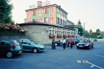 38 Lyon 街歩き グルメ Sud & Paul Bocuse :2008初夏を愉しむSNCF3600KM