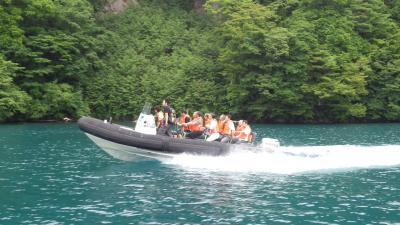 十和田湖 ボートツアー