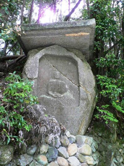 日本の旅 関西を歩く 京都府木津川市加茂町(かもちょう)当尾(とうの)石仏群周辺