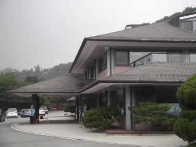 韓国へ日帰りゴルフ! Olympic Country Club 京畿道高陽市