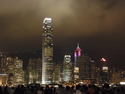マカオ・香港2人旅【(2)香港編】(2012年4月)