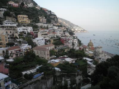 南イタリア2010旅行記 【27】アマルフィ海岸6(ポジターノ3)