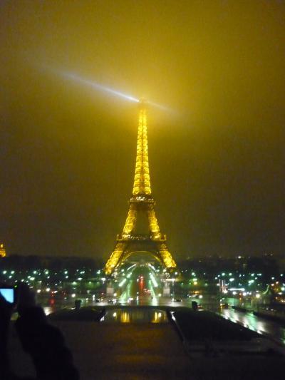 初めてのヨーロッパ フランス6日間の旅 1