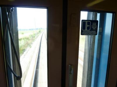 離職記念☆37泊38日貧乏旅行36:スロバキアの巻① 国際列車はどこまでも、スロバキア突入