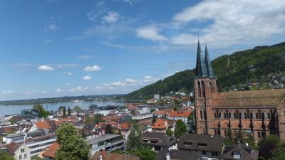 2012年GW ドイツとその周辺、よくばり5ケ国 26.ブレゲンツ