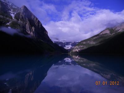 4度目にして初めて、夏のカナダ-7泊9日の旅 Vol.1-ガイドブックより美しかったレイク・ルイーズ