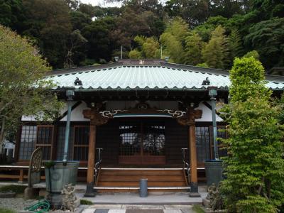 東林寺(神奈川県横須賀市東浦賀2)