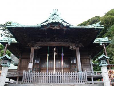 叶神社(西叶神社)(神奈川県横須賀市西浦賀1)