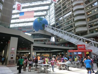 2012年 US旅行は南部巡りとNY州 その5:アトランタの3日間