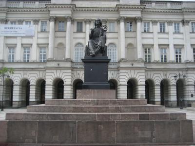ファーストクラスで行く、遠回りヨーロッパ旅行 その3 ワルシャワ市内