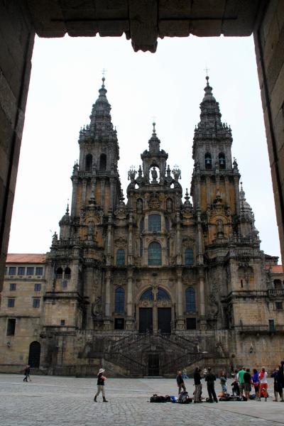 北スペインの旅④サンティアゴ/スナップ紀行