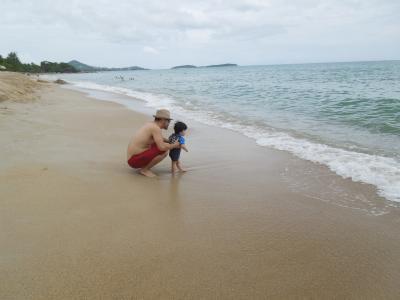 Koh Samui 2012!~1歳児と子連れ初海外~part1