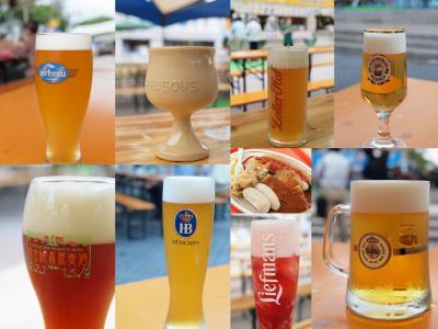 名古屋の暑い夏を乗り越えよう!ナゴヤ オクトーバーフェスト2012で1人ビール祭り