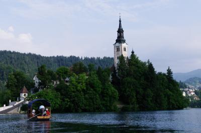 陽光きらめくクロアチア・スロベニア その1