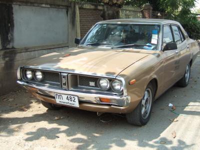 タイで頑張る日本の旧車たち②