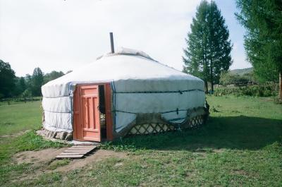 モンゴル遊牧民体験ツアー 初一人旅