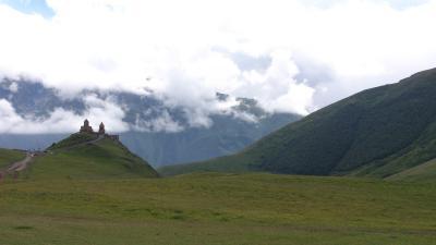 2012年夏グルジア旅行