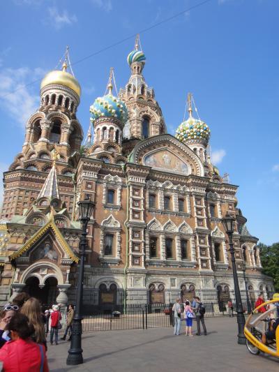 2012年夏サンクトペテルブルグ