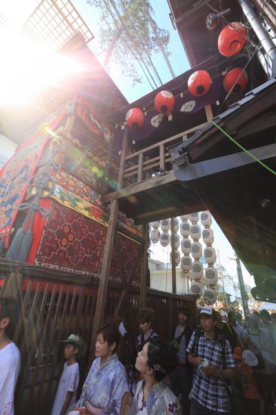 祇園祭 宵山 2012