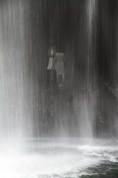 Solitary Journey [1073] 三瓶山麓をドライブ~♪<裏見の滝'竜頭が滝'&天然クーラー'八雲風穴'&三瓶埋没林>島根県三瓶町