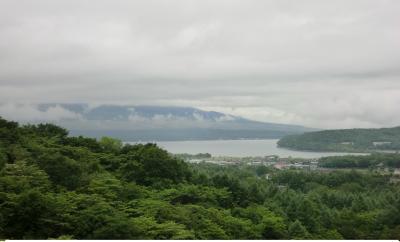 エクシブ山中湖と伊豆・堂ヶ島温泉 その1