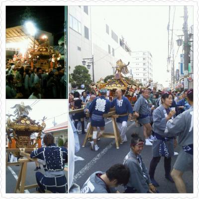 2012越谷 大沢お祭り