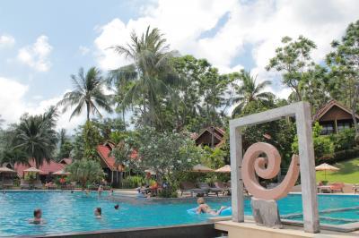 Koh Samui 2012!~1歳児と子連れ初海外~part4&New Star Beach Resort!