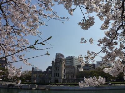 2012年4月広島訪問 その5 広島でお花見